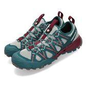 Merrell 戶外鞋 Choprock 水陸兩棲鞋 藍綠 紫 灰 女鞋 Vibram 大底 【PUMP306】 ML88422