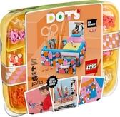 【LEGO樂高】DOTS 繽紛豆豆收納盒 # 41907