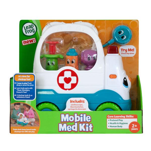 美國跳跳蛙LeapFrog 小小救護車