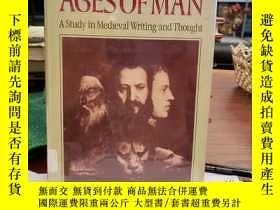 二手書博民逛書店The罕見Ages of Man: A Study in Medieval Writing and Thought