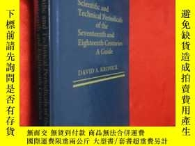 二手書博民逛書店Scientific罕見and Technical Period