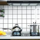 廚房墻壁貼紙防水防油自粘衛生間墻貼加厚仿瓷磚貼紙墻面裝飾墻紙 ATF 夏季狂歡