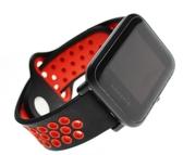 【妞妞♥3C】小米 米動手錶 amazfit 反扣 雙色氣孔 替換腕帶 運動錶帶