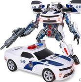 變形玩具金剛4 大黃蜂聲光版大號汽車機器人模型正版男孩兒童玩具潮