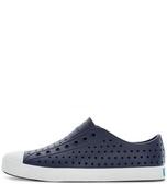 NATIVE JEFFERSON 男女鞋深藍色情侶休閒鞋 NO.11100100-4201