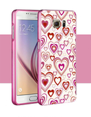 ♥ 俏魔女美人館 ♥Samsung Galaxy S7/s7 Edge {立體浮雕金屬邊框*9701486} 手機殼 手機套 保護殼