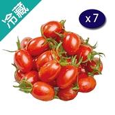 台灣玉女小番茄(600G±5%/盒)X7【愛買冷藏】