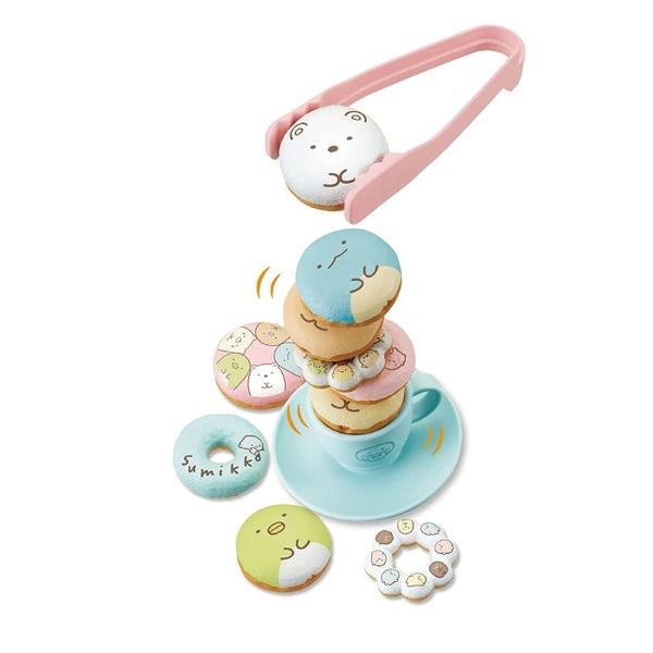 角落小夥伴甜甜圈疊疊樂