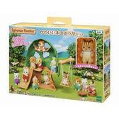 【 EPOCH 】森林家族 配件- 嬰兒森林小樹屋 ╭★ JOYBUS玩具百貨