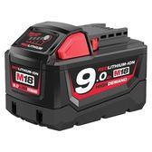 Milwaukee米沃奇 18V鋰電電池 9.0AH