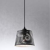 HONEY COMB 現代感日輝光影金屬單吊燈TA7479R