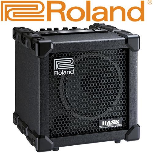 【敦煌樂器】ROLAND CUBE-20XL 貝斯音箱
