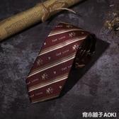 【耕耘】丘比特 日系風格原創手工DK/JK領帶學生襯衫制服領帶男女「青木鋪子」