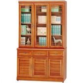 【Homelike】樟木4x7尺收納書櫃