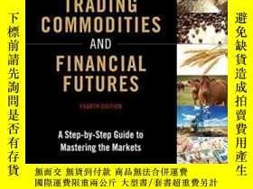 二手書博民逛書店Trading罕見Commodities And Financial Futures: A Step-by-ste