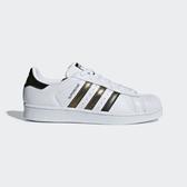 Adidas Originals Superstar W [B41513] 女鞋 運動 休閒 經典 潮流 白 黑 愛迪達