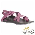 『VENUM旗艦店』【Chaco 美國】Z CLOUD 2女越野舒壓運動涼鞋-夾腳款ZLW02『HH10紫石玫瑰』