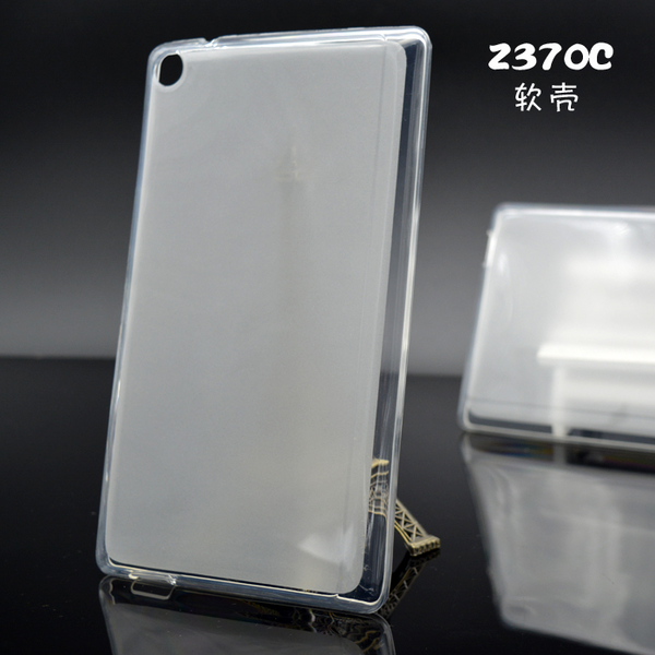 88柑仔店~華碩ASUS Zenpad 7.0平板保護套 Z370C防摔矽膠套 超薄軟殼清水套