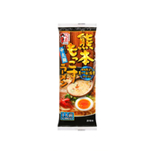 ITSUKI熊本黑麻油豚骨拉麵123G【愛買】