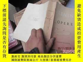 二手書博民逛書店opere罕見complete 2 1895-1897 6344