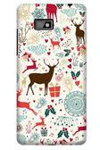 ~俏魔女美人館~聖誕麋鹿~水晶硬殼htc desire 600 606w 一般版手機殼手機