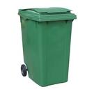 二輪托桶 360L 綠色 / 台 RB-360G