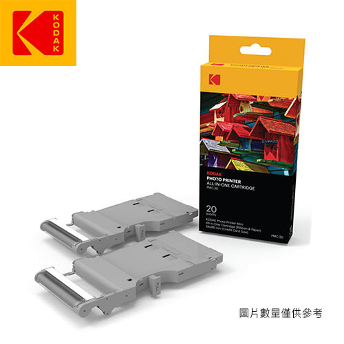 KODAK相片紙80張 (適用:PM-210相印機)