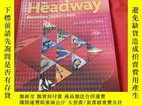 二手書博民逛書店New罕見Headway Elementary Teachers BookY179070 Soars J.,