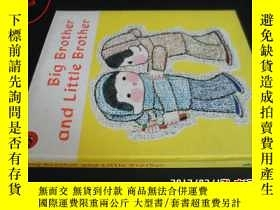 二手書博民逛書店Big罕見Brother and little Brother5