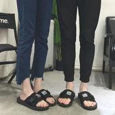 2018新款拖鞋男夏防滑軟底一字拖男士厚底夏季男款潮流涼拖鞋外穿