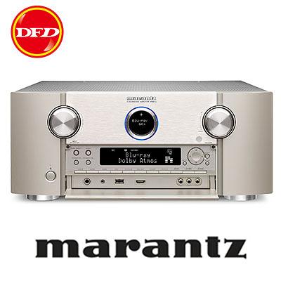 MARANTZ 馬蘭士 11.2ch環繞AV擴音機 SR8012  8個HDMI 杜比全景聲 Auro-3D 公司貨