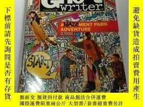 二手書博民逛書店Ghost罕見writer(英文, 不好)Y212829