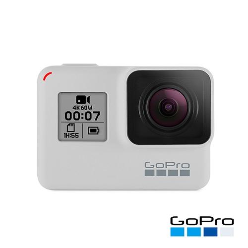 GoPro-HERO7 Black運動攝影機 暮光白(CHDHX-702)