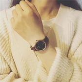 手錶 小清新手錶女學生韓版簡約 潮流ulzzang氣質女表 森女系文藝復古 芭蕾朵朵