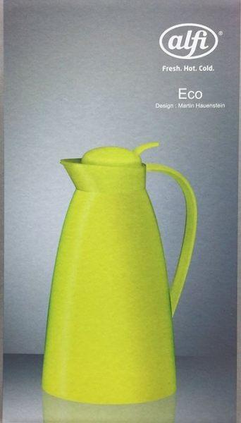 ◎蜜糖泡泡◎alfi 愛麗飛 alfi真空保溫壺-蘋果綠(ECO-100-AG) 1000ml~全新盒裝