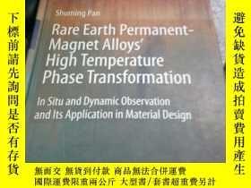 二手書博民逛書店Rare罕見Earth Permanent-Magnet Alloys High Temperature Phas