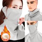 加絨護耳罩面罩.抗UV防塵護頸面罩.騎行保暖加長護胸面罩.蒙面頭套頭圍脖圍巾.發熱騎士頭套