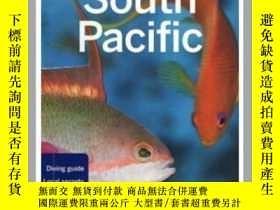 二手書博民逛書店孤獨星球罕見南太平洋 旅遊指南英文原版 Lonely Plane