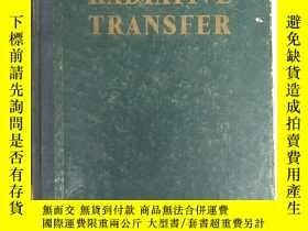 二手書博民逛書店radiative罕見transfer(H2849)Y17341