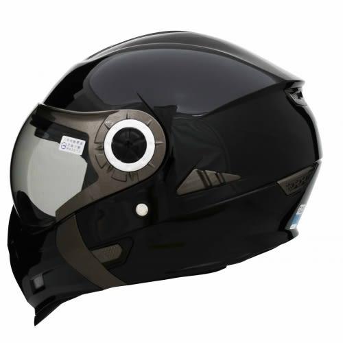 [中壢安信]THH T315SP T-315 SP A+ 素色 白 半罩 安全帽 組合式 全罩 送快拆式下巴