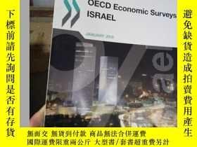 二手書博民逛書店OECD罕見economic surveys Volume 20