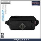 JANSPORT  隨身輕巧腰包  黑潮  單肩側背包  42017-0BJ  MyBag得意時袋