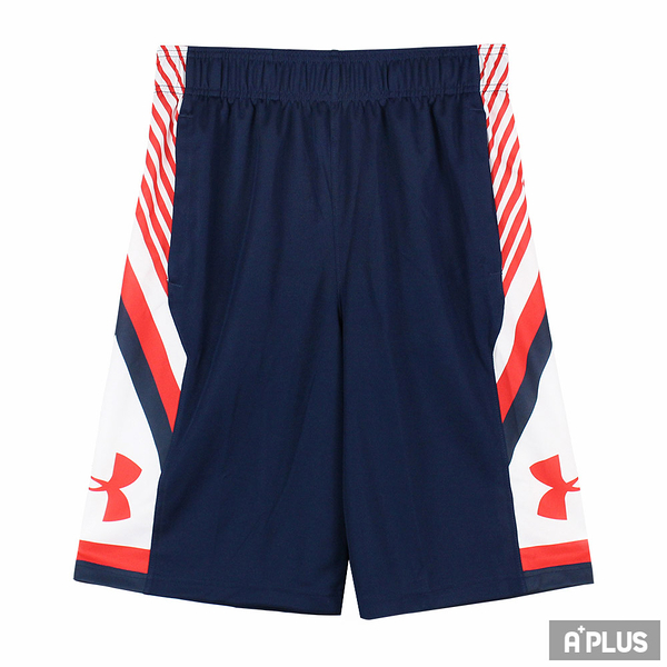 Under Armour 男  HG SPACE THE FLOOR籃球短褲  - 1298335408
