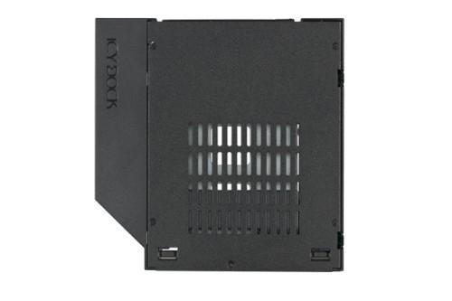 "ICY DOCK ToughArmor 2.5""SSD/HDD 薄型CD/DVD-ROM光碟機裝置 硬碟拔抽盒 MB411SPO-1B (12.7mm)"