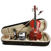 JYC Music JV-801C嚴選雲杉實木小提琴-全配六好禮/全雞翅木配件4/4限定款