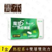 菁禾GENHAO熱控纖基速崩緩釋雙層錠1盒