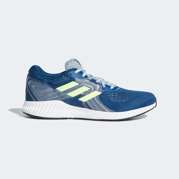 Adidas Aerobounce 2 M [BD7206] 男鞋 運動 慢跑 休閒 緩震 舒適 健身 輕量 愛迪達 藍