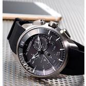 【僾瑪精品】CITIZEN 星辰 GENTS 限量鈦藍牙計時光動能錶-勁黑/48mm/BZ1040-09E