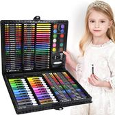 優惠兩天水彩筆套裝畫筆幼兒園初學者彩色筆手繪72色兒童繪畫蠟筆小學生用