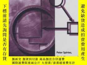 二手書博民逛書店Causation,罕見Prediction, and Search, Second Edition (Adapt